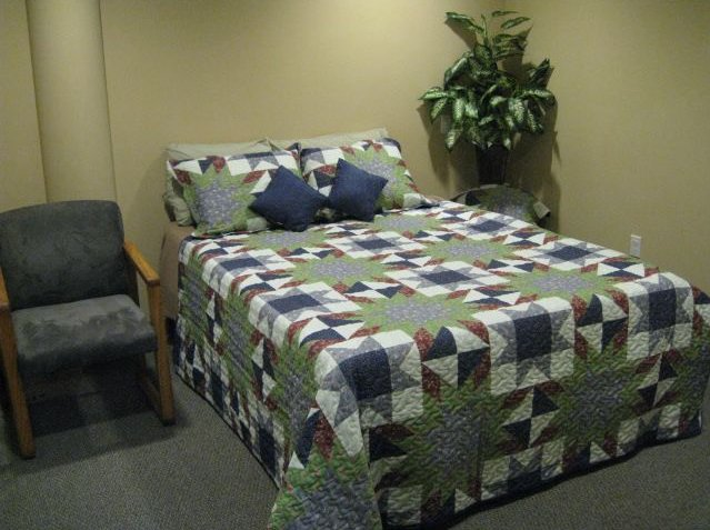 sleep center bedroom